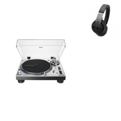 AUDIO TECHNICA BUNDLE AT-LP140XP + ATH-PRO7X