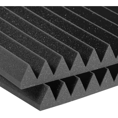 AURALEX ACOUSTICS STUDIOFOAM WEDGE CHARCOAL (SET OF 6)