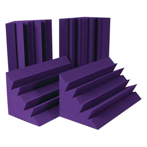 AURALEX ACOUSTICS LENRD BASS TRAP PURPLE