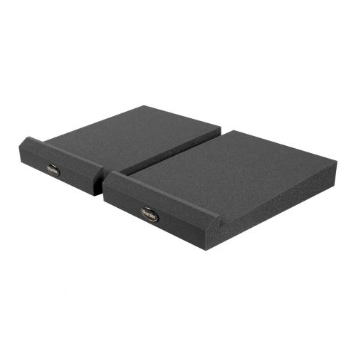 AURALEX ACOUSTICS MOPAD-XL ISOLATION RISER FOR MONITORING SPEAKERS - ACOUSTIC FOAM PADS