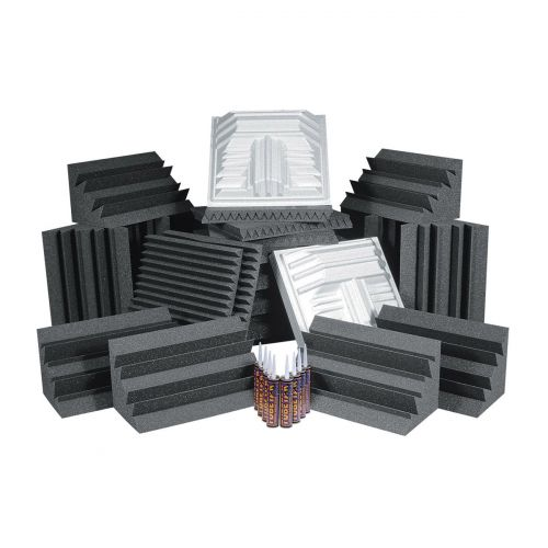 AURALEX ACOUSTICS PRO PLUS ROOMINATOR KIT CHARCOAL