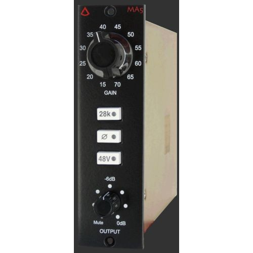 AVEDIS AUDIO MA5 MICROPHONE PREAMP