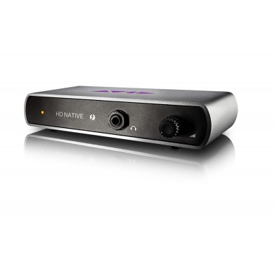 AVID PRO TOOLS HD NATIVE TB CORE WITHOUT SOFTWARE