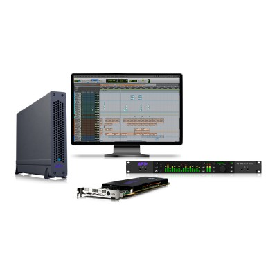 AVID BUNDLE HDX CARD - MTRX STUDIO - THUNDERBOLT 3