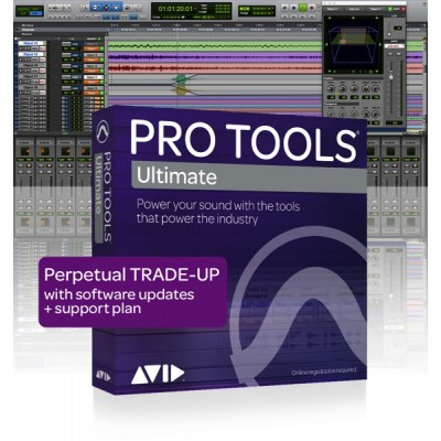 AVID PRO TOOLS LICENCE TO PRO TOOLS ULTIMATE PERPETUAL TRADE UP