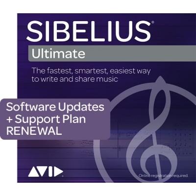 AVID SIBELIUS ULTIMATE ULTIMATE RENEWAL UPDATE ET SUPPORT 3 YEAR
