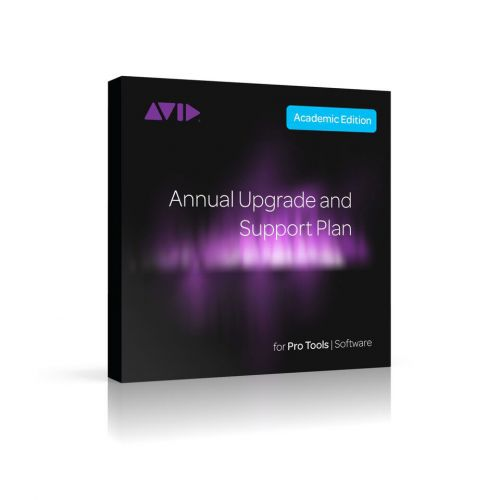 AVID UPDATE PRO TOOLS 12 + SUPPORT - EDUC
