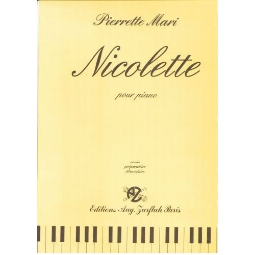 ROBERT MARTIN MARI P. - NICOLETTE