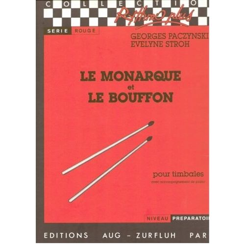 ROBERT MARTIN PACZYNSKI G. - MONARQUE LE BOUFFON