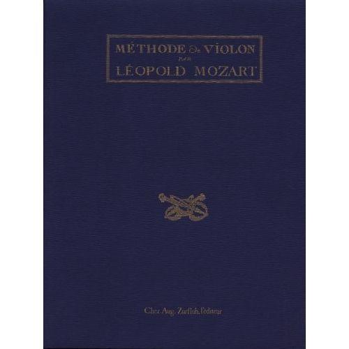 ROBERT MARTIN MOZART L. - METHODE RAISONNEE POUR APPRENDRE A JOUER DU VIOLON