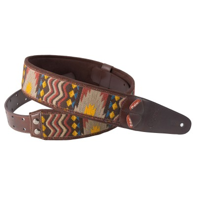 RIGHTON GUITAR STRAP AZTECA UNIC