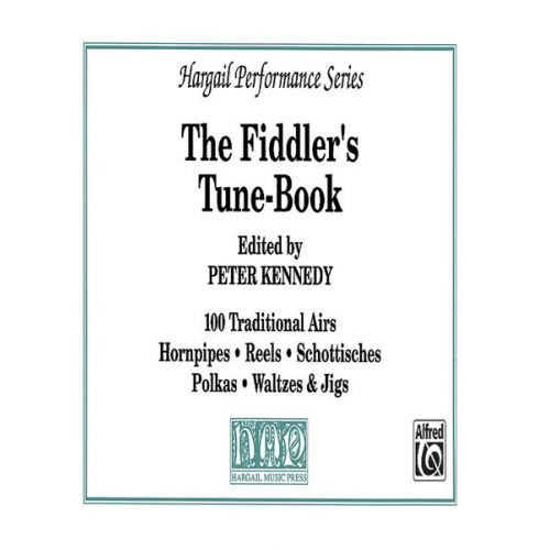 ALFRED PUBLISHING FIDDLER'S TUNE BOOK 1 - VIOLIN AND PIANO