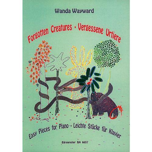 BARENREITER WAYMARD WANDA - FORGOTTEN CREATURES