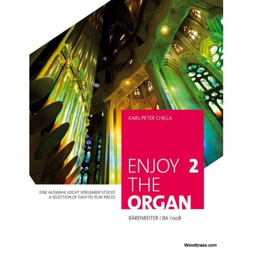 BARENREITER CHILLA K.P. - ENJOY THE ORGAN 2