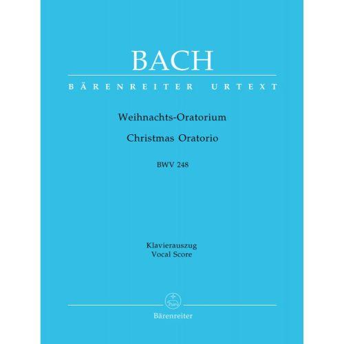 BARENREITER BACH J.S. - ORATORIO BWV 248 - VOCAL SCORE