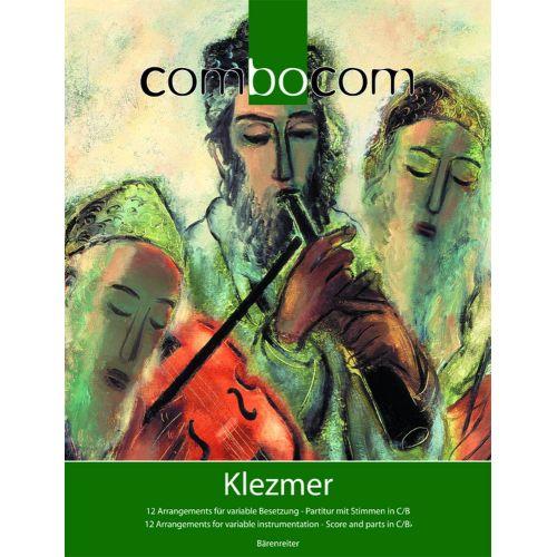BARENREITER COMBOCOM - KLEZMER - CONDUCTEUR ET PARTIES