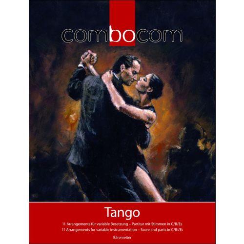 BARENREITER COMBOCOM - TANGO - CONDUCTEUR ET PARTIES EN DO, SIB ET MIB