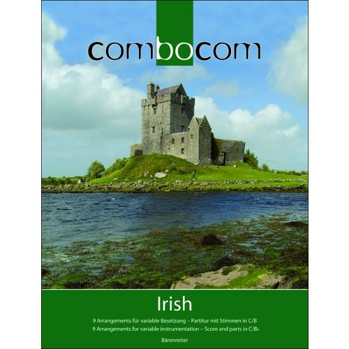 BARENREITER COMBOCOM - IRISH - CONDUCTEUR ET PARTIES SEPAREES