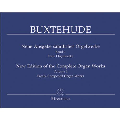 BARENREITER BUXTEHUDE D. - NEUE AUSGABE SÄMTLICHER ORGELWERKE BAND 1
