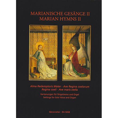 BARENREITER MARIANISCHE GESÄNGE II