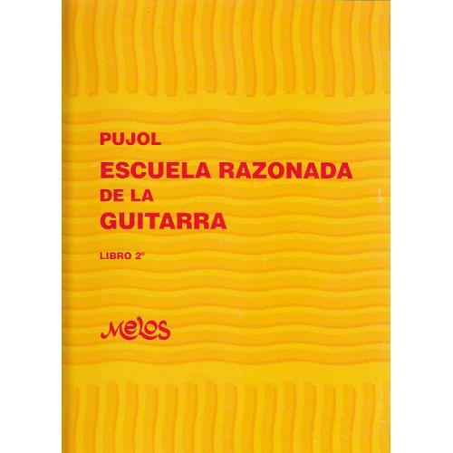 RICORDI PUJOL E. - ESCUELA RAZONADA DE LA GUITARRA VOL. 2