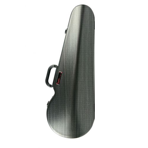 BAM HIGHTECH CONTOURED VIOLA CASE - LAZURE BLACK