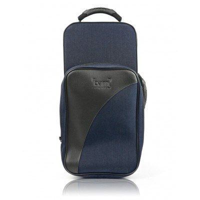BAM TREKKING ONE TRUMPET CASE - NAVY BLUE