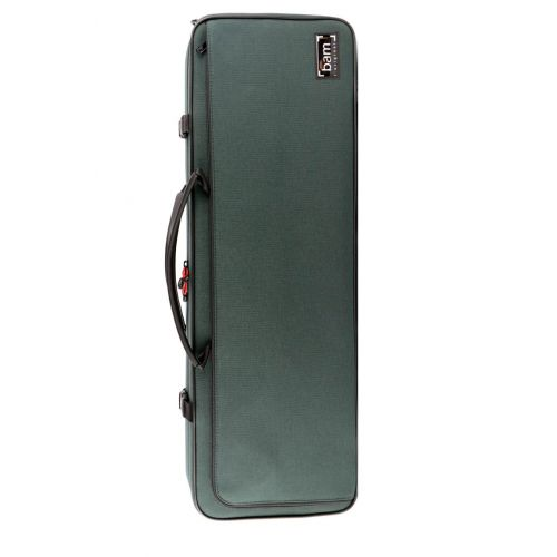 BAM 4/4 CLASSIC VIOLIN CASE - FOREST GREEN