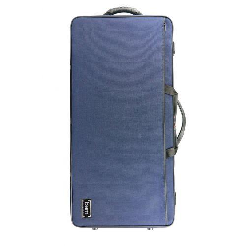 BAM CLASSIC VIOLA 41.5 CM + VIOLIN CASE - NAVY BLUE