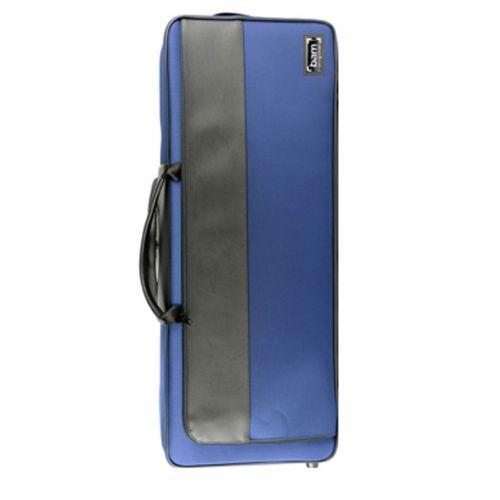 BAM ARTISTO 41.5 CM VIOLA CASE - NAVY BLUE