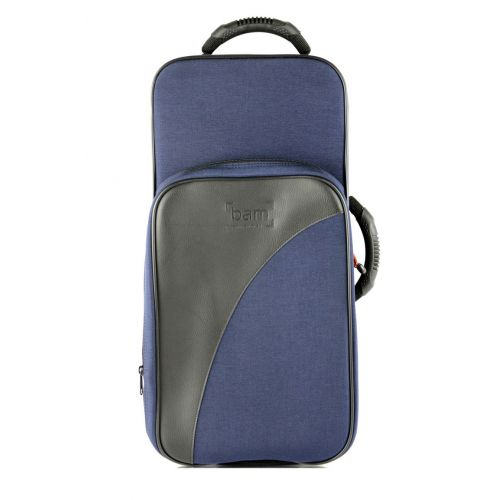 BAM TREKKING TWO TRUMPETS CASE - NAVY BLUE