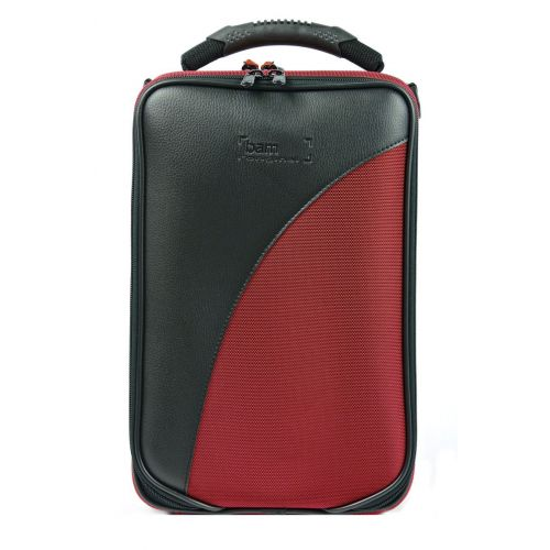 BAM TREKKING BB CLARINET CASE - BURGUNDY