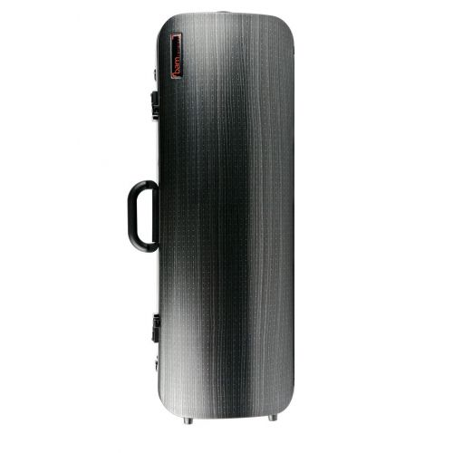 BAM HIGHTECH VIOLA CASE COMPACT SIZE WITHOUT POCKET - BLACK LAZURE
