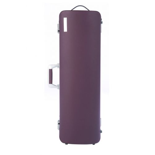 BAM 4/4 L'ETOILE HIGHTECH OBLONG VIOLIN CASE - VIOLET