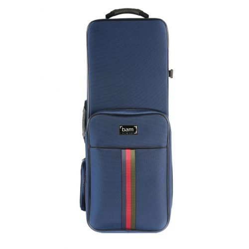 BAM SAINT GERMAIN TREKKING TENOR SAXOPHONE CASE - BLUE