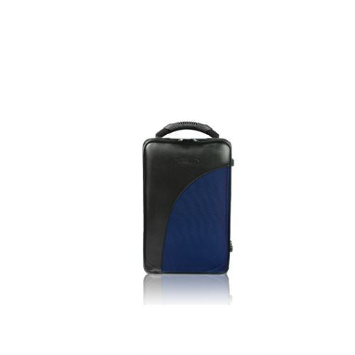 BAM TREKKING BB CLARINET CASE - NAVY BLUE