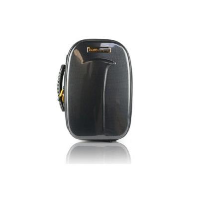 BAM NEW TREKKING 1 BB CLARINET CASE - BLACK CARBON LOOK