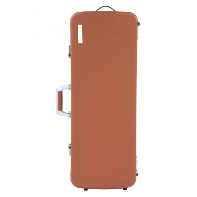 BAM L'ETOILE HIGHTECH OBLONG VIOLA CASE - COGNAC