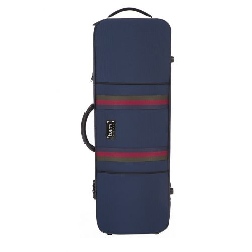BAM SAINT GERMAIN STYLUS OBLONG VIOLA CASE - 40 CM - BLUE