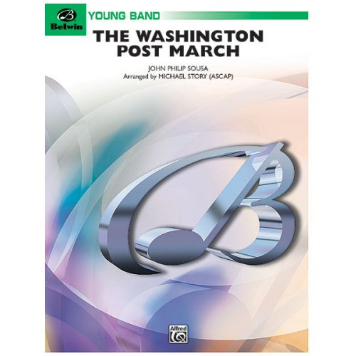 ALFRED PUBLISHING SOUSA JOHN PHILIP - WASHINGTON POST - SYMPHONIC WIND BAND
