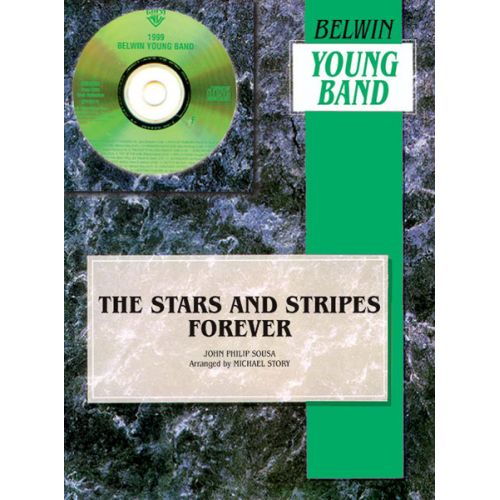 ALFRED PUBLISHING SOUSA JOHN PHILIP - STARS AND STRIPES FOREVER - SYMPHONIC WIND BAND