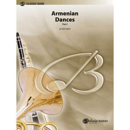 ALFRED PUBLISHING REED ALFRED - ARMENIAN DANCES PART 1 - SYMPHONIC WIND BAND