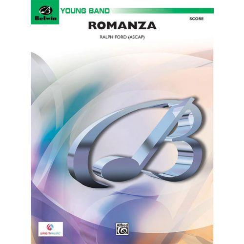 ALFRED PUBLISHING FORD RALPH - ROMANZA - SYMPHONIC WIND BAND