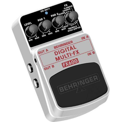 BEHRINGER FX FX600 DIGITAL MULTIFX