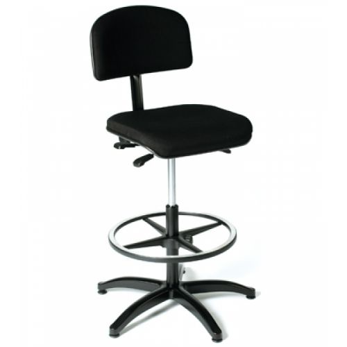 BERGERAULT B1025 - ASYNCHRONE CHAIR FOR CONDUCTOR HEIGHT 520 TO 800 MM