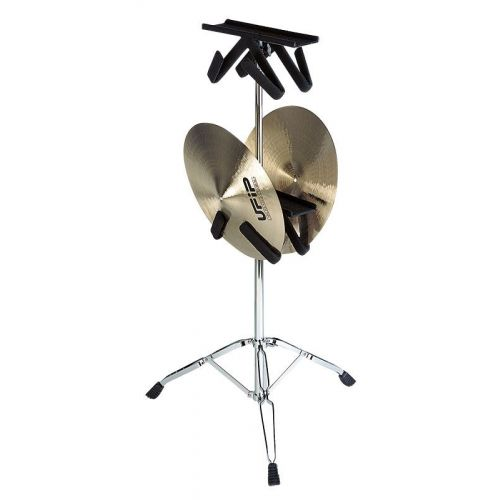 BERGERAULT DOUBLE CYMBAL STAND - BS025
