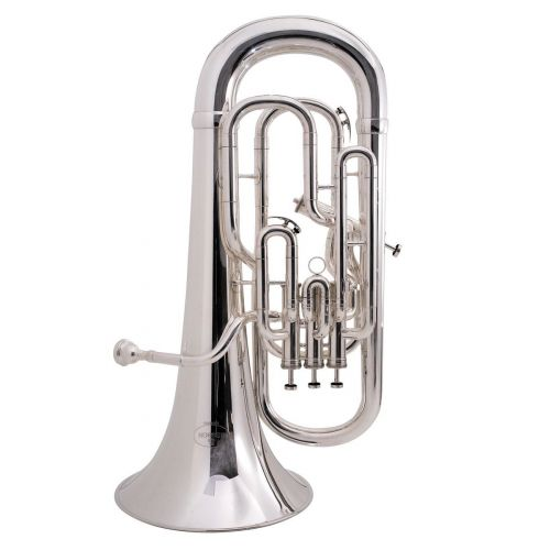 BESSON BE165-2-0 - Bb SERIE STUDENT LINE - SILVER PLATED
