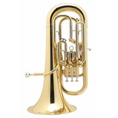 BESSON Bb EUPHONIUM BE767 CLEAR LACQUER