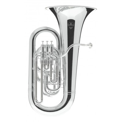 BESSON SOVEREIGN 980 SILVER PLATED