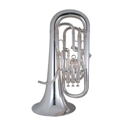 BESSON Bb EUPHONIUM BE767 SILVER PLATED